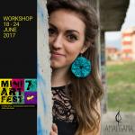 Amalgama  представя уъркшоп на Mini Art Fest 7